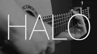 Beyoncé - Halo - Fingerstyle Guitar Cover By James Bartholomew