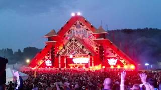 Summerfestival 2016 - Yellow Claw ( final )