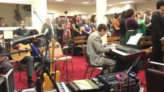 Louvor - Benção - Igreja Cristã Maranata Framingham