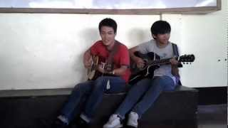 Bright Lights Bigger City / Gangnam Style / Moves Like Jagger COVER(Fred&Dahim)