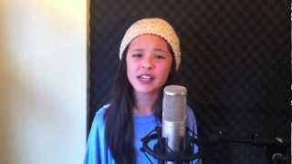 Euphoria ~  Eurovison 2012 winner (Sweden) ~ Loreen cover ~ Jasmine Clarke 12 y/o