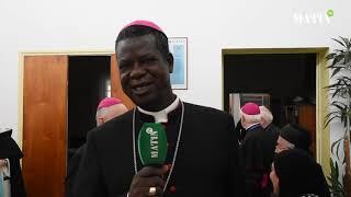 La communauté chrétienne célèbre la venue du Pape François au Maroc