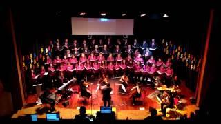 """Orfeão de Barrô - """"Playback"""" (Carlos Paião/Arr. Luis Cardoso)"""