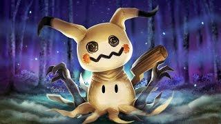 Pokemon AMV Mimikyu Electricity HD