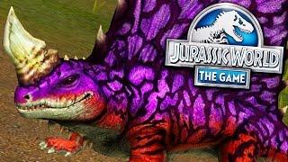 DIMETRODON LEVEL 40 FALTA POUCO! - Jurassic World - O Jogo - Ep 200