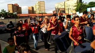 samba show explocion juvenil
