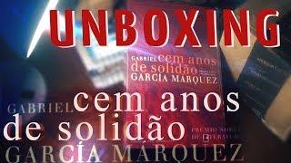 Unboxing - Cem Anos de Solidão (Gabriel García Márquez)
