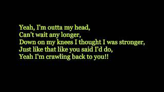 Daughtry-Crawling Back To You HD (With Lyrics)