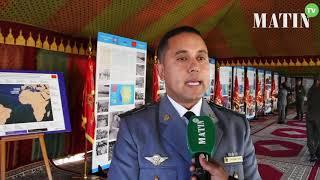 Exposition : Contribution du Maroc aux Opérations de Maintien de la Paix et l'action humanitaire dans le monde