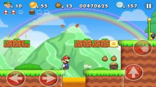 Super Mario Jump World Ep.10 (IOS)