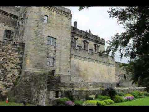 Stirling Castle & Stirling, Scotland with Gio & Dana Marie