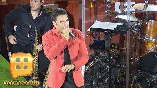 ¡Fan de Carlos Rivera se desmaya en pleno concierto! | Ventaneando