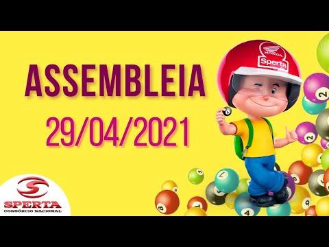Sperta Consórcio - Assembleia - 29/04/2021