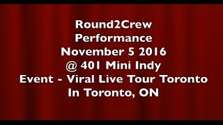 Round2Crew Performance At Viral Live Tour