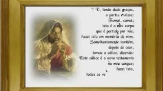 Hino Cristão: Em Amor Por Mim - Vencedores por Cristo ( Páscoa )