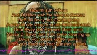 Tommy Lee Sparta - Head Shot - Lyric Video