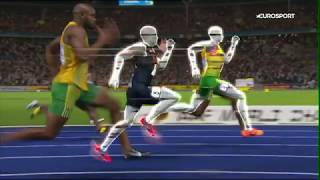 How Usain Bolt created history and became the fastest man ever