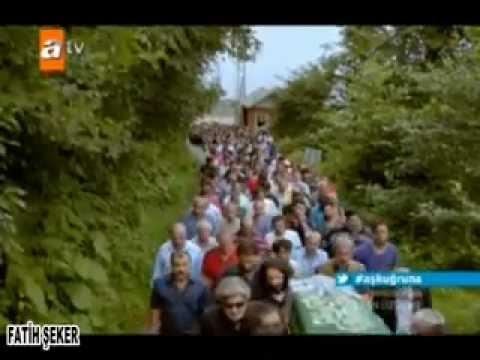 Selçuk Balcı - Eylem Aktaş - MEZAR TAŞI ( Ahmet'in Cenazesi -Benim İçin Üzülme 3. Bölüm  )