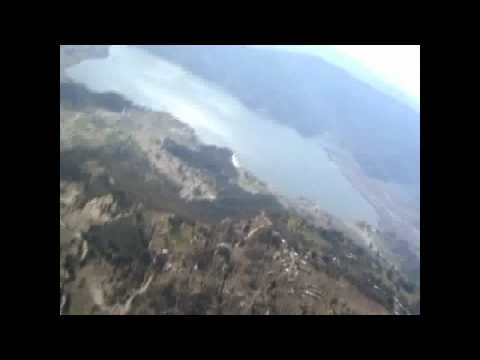 Inspiring Actions – Paragliding in Pokhara – Nepal 2008