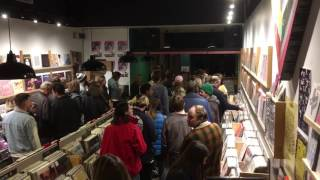 Display Homes live at Polyester Records