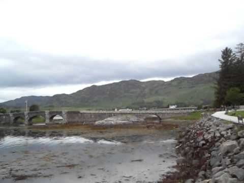Scotland- Eilean Donan Castle-3
