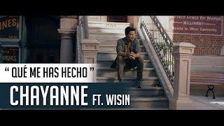"Qué Me Has Hecho - Chayanne ft. Wisin ""REGGAETON 2017"""