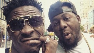SHATTA  WALE Jabs Back At Former Manager BULLDOG
