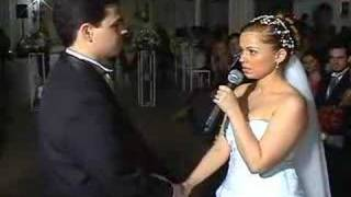 Mini clip Luciana e Leandro
