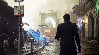 DEUS EX Mankind Divided - New Cinematic Trailer