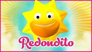 Canciones infantiles cortas ☀ Del Sol ☀  vídeos de música infantil