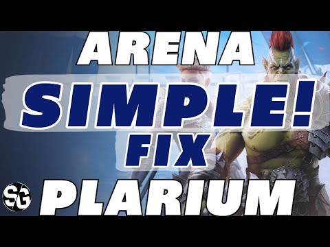 RAID | Easy fix arena Fix Arbiter missions Lets go Plarium Raid shadow legends fix arena