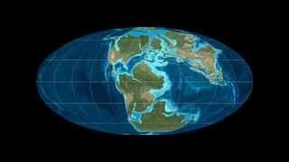 A evoluçao do planeta terra
