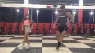 Analice Eblen - Baile de Favela(Mc João) - versão Rio de Janeiro