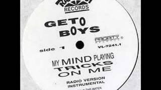 My Mind's Playin Tricks On Me  - Scarface (Radio Version)