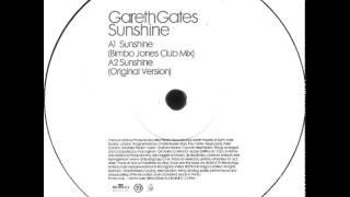 Gareth Gates - Sunshine (Original Version)