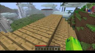 SuperUltraFantasticCraft #1 [Minecraft]    RAID THE VILLAGE AND INVADE HOMES OF THE INNOCENTS