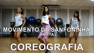Movimento Da Sanfoninha - Anitta - Coreografia #BiaRibeiro by zumba