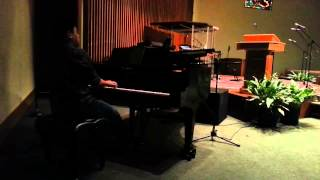 Israel Houghton - Jesus At The Center (Impromptu) Piano Cover
