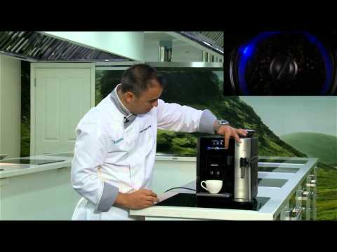 Eyüp Kemal Sevinç / Siemens Lezzet Akademisi - Siemens EQ7 ile Kahve Keyfi