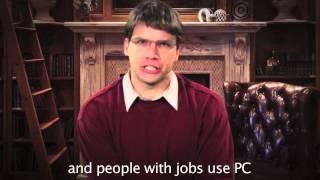 (Clean) Steve Jobs vs Bill Gates: Epic Rap Battles of History Season 2 (HD)