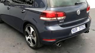 2012 VW GOLF 6 GTI 2.0 TSI DSG