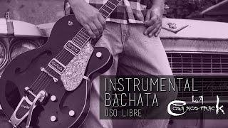 Instrumental Bachata Urbana  - Pista Amor a Guitarra