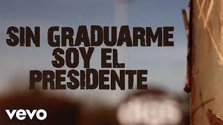 J Alvarez - El Presidente (Lyric Video)