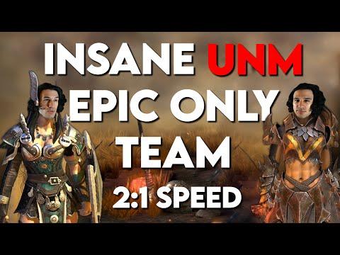 All Epic 2:1 UNM Speed Team I Raid Shadow Legends