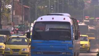 Climate: Colombia - Green Transport | Global 3000