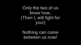 I Fight Dragons - Fight For You With Lyrics