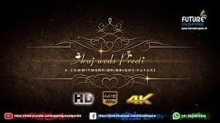 Aruj weds Preeti - WhatsApp Wedding Invitation Video (10-APRIL-2016)