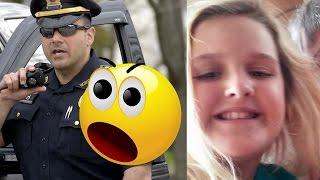 Niña de 10 años pidío ayuda a la policía por facebook, cuando sepas la razón te sorprendera totalm