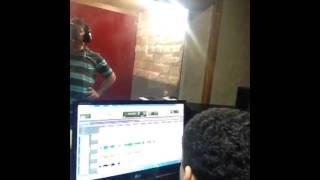 Quarteto Gileade in studio - Oh Happy Day
