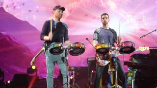 """""""Hymn for the Weekend"""" Coldplay@Lincoln Financial Field Philadelphia 8/6/16"""